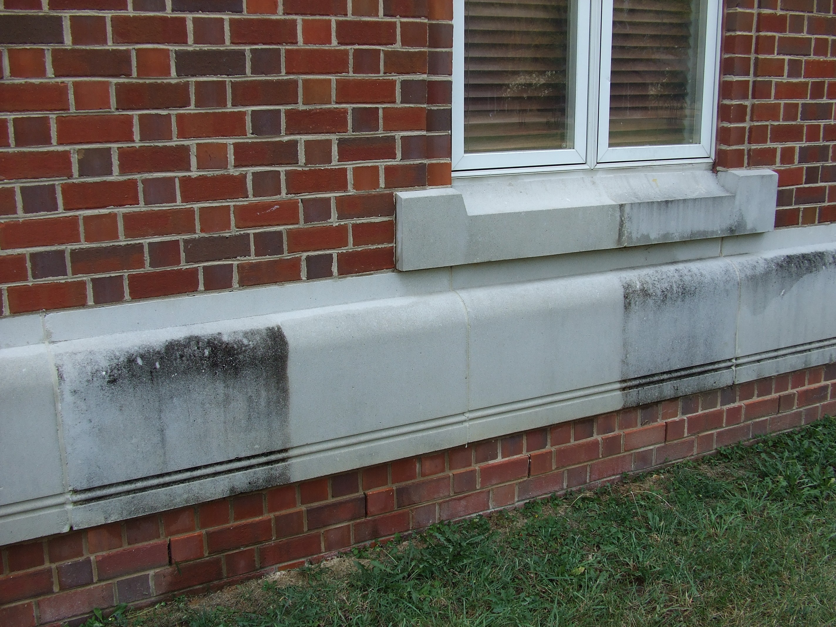 Mold And Mildew Removal From Brick And House In Huntsville