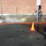 Concrete Surface Cleaning in Hunstville, AL