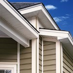 Residential siding, fascia. gutter and soffit cleaning.