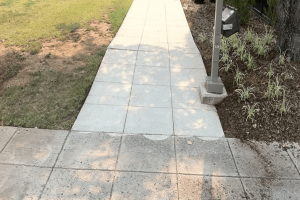 Concrete Cleaning in Decatur, Alabama