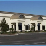 Commercial exterior cleaning in Huntsville, Alabama